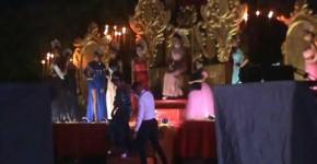 Coronacion de la reina, Junio 2018 en Camalotita